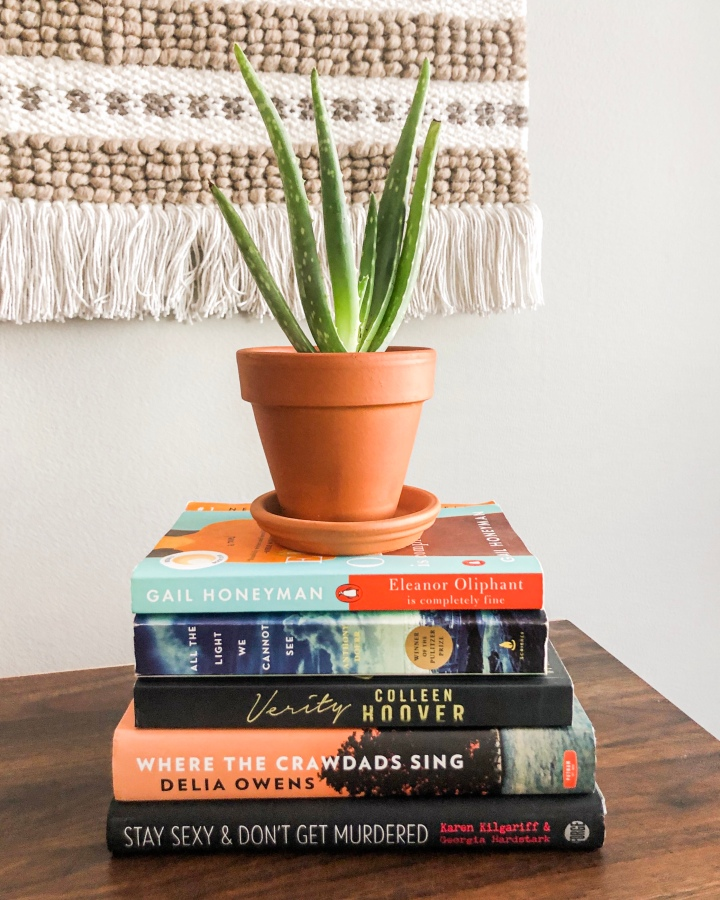 Best Books I've Read in 2019 (sofar)