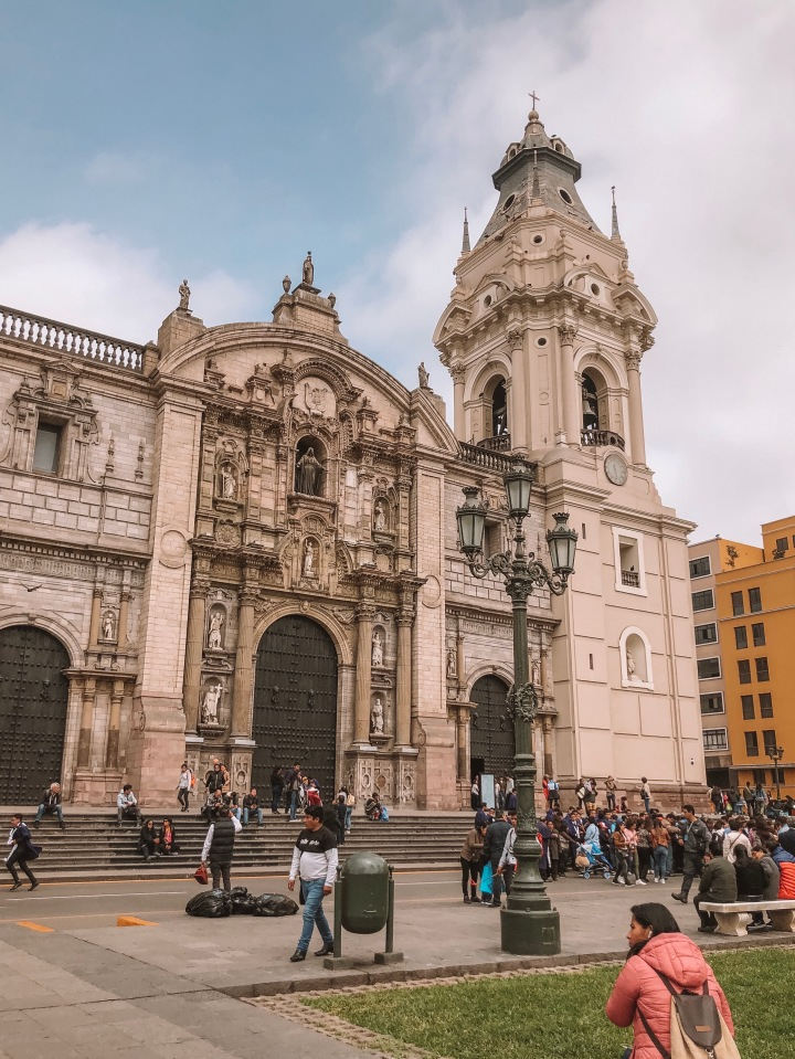 Travel Guide: Lima, Peru