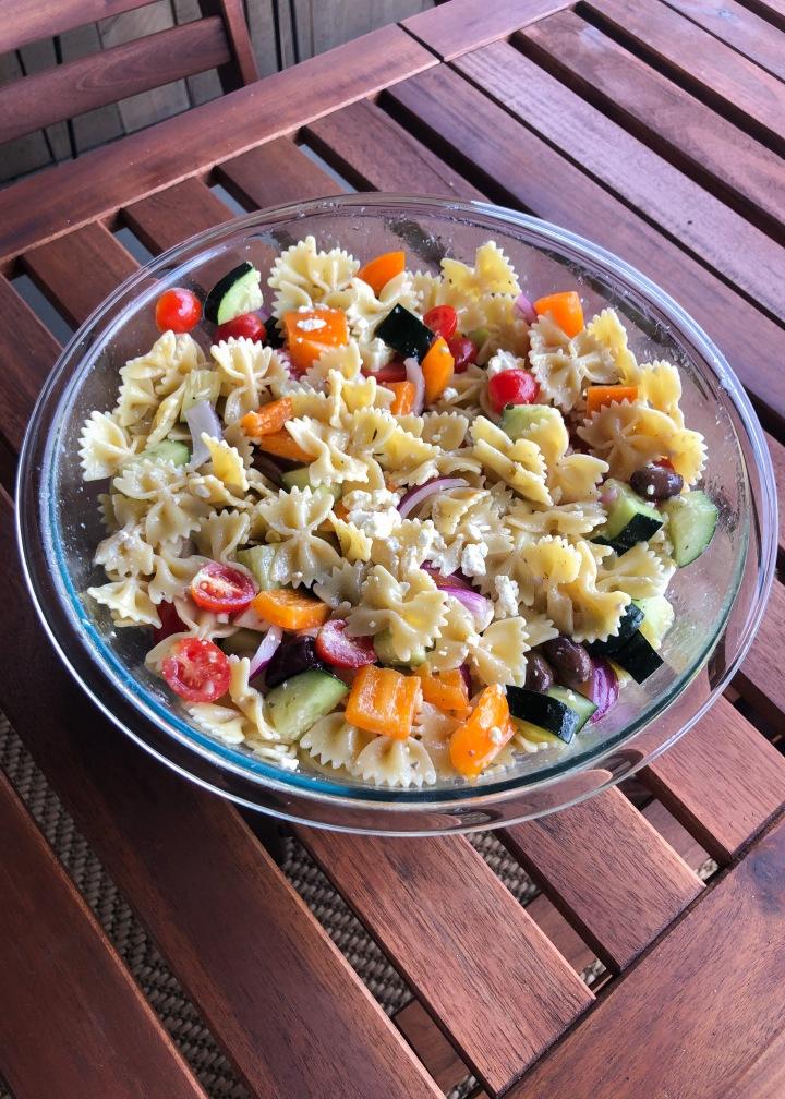 Recipe: Foolproof PastaSalad